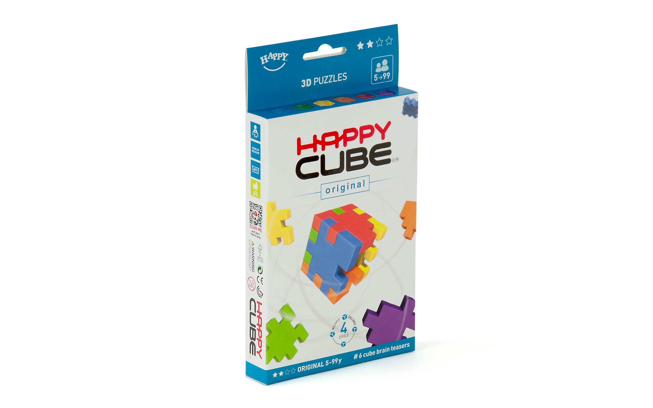 #6 puzzles  age 5 - 99y