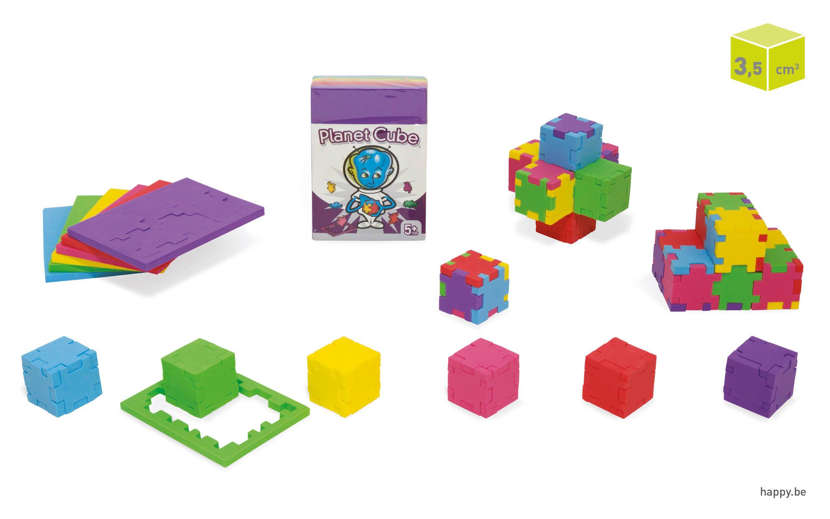 Happy_PlanetCube_6cubes_combinations