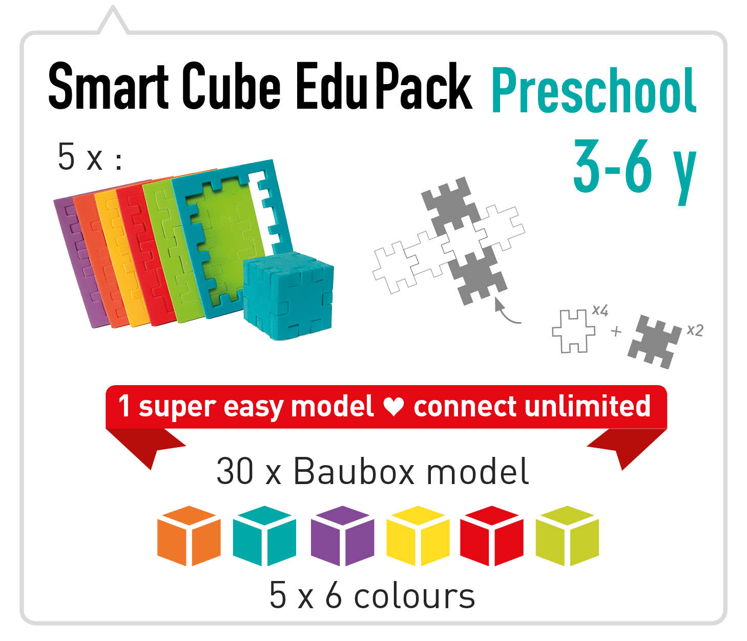 Smart Cube EduPack Product info